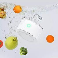 Máy lọc rau quả cầm tay Xiaomi Youyou khử trùng và loại bỏ dư lượng thuốc trừ sâu đa chức năng sạc cảm ứng thực phẩm máy làm sạch và làm sạch nguyên liệu thực phẩm