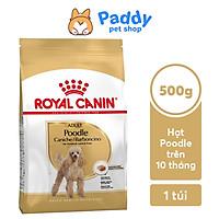 Hạt Royal Canin Poodle Adult Cho Chó Poodle Trưởng Thành