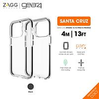 Ốp lưng chống sốc Gear4 D3O Santa Cruz 4m cho iPhone 13 series - Hàng chính hãng