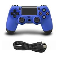 Tay Cầm Điều Khiển Game Dây Cáp USB Cho Sony PS4