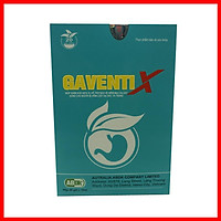 Hỗ trợ giảm triệu chứng do viêm loét dạ dày, tá tràng, giảm acid dịch vị, bảo vệ niêm mạc dạ dày- TPCN Gel dạ dày GAVENTIX dùng cho người bị viêm loét dạ dày, tá tràng ( Hộp 20 gói)