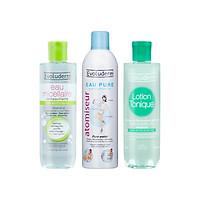 Bộ chăm sóc dưỡng ẩm dành cho da dầu mụn và hỗn hợp Evoluderm
