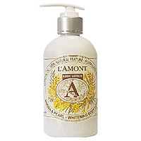 Sữa Dưỡng Thể L'amont En Provence Mimosa Whitening Body Lotion (250ml)