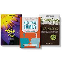 [COMBO 3 cuốn] Nghệ thuật hiểu thấu tâm lý người khác + Đạo xử thế muôn đời + Hạt giống kiếm tìm mục đích & hạnh phúc trong công việc & cuộc sống
