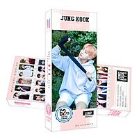 Bookmark JUNGKOOK BTS 62pcs mới