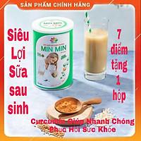 Ngũ Cốc Min Min 30 hạt _ Ngũ Cốc Lợi Sữa 2 hộp (1kg)