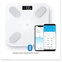 Cân sức khỏe điện tử được kết nối với điện thoại của bạn (iOS 8 và Android 4.3 trở lên)