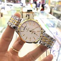 Đồng hồ nam SUNRISE 770SA Full hộp, thẻ bảo hành chính hãng, Kính Sapphire chống xướ