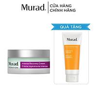 Kem dưỡng siêu phục hồi và tái tạo da Murad Intense Recovery Cream 50ml Tặng Essential C Cleanser 200ml