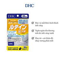 Viên Uống DHC Lutein Blue Light Protection Chống Ánh Sáng Xanh 20 Ngày
