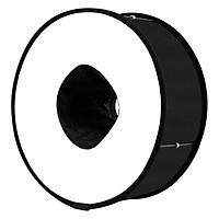 Bộ Tản Sáng Puluz Round Style Macro And Portrait Softbox (45cm) - Hàng Nhập Khẩu