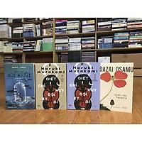 Combo sách văn học Nhật Bản: Giết chỉ huy đội kỵ sỹ (Haruki Murakami) + Thất lạc cõi người + Chiếc hộp Pandora (Dazai Osamu) tặng kèm bookmark
