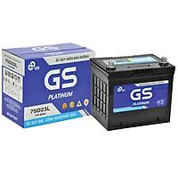 Ắc quy miễn bảo dưỡng GS MF 75D23L