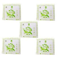 Combo 5 bịch khăn khô đa năng Mipbi 600g