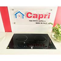 Bếp Điện Từ Đôi Capri CR-801KT - Hàng Nhập Khẩu, Thiết Kế Sang Trọng, Chất Liệu Cao Cấp, Tiết Kiệm Tối Ưu