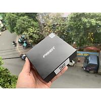 Tai nghe không dây PISEN True Wireless Xpods 1S (Bản nâng cấp ) ( BHD-TW1) _ Trắng - Hàng chính hãng