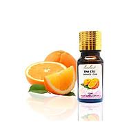 Tinh dầu Cam Lam Hà Orange (10ml) đa công dụng: kháng khuẩn, kháng viêm, làm đẹp, làm thơm phòng