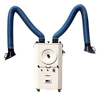 Máy hút khói hàn di động, hút lọc khói cắt CNC Dr.Ozone Dr.Air KH2200