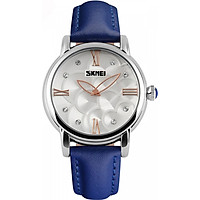 Đồng hồ nữ dây da Skmei 9095L