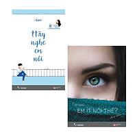 Combo Nghe Em Nói (2 Cuốn) - Tặng Kèm Sổ Tay Hướng Nội