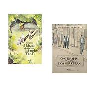 Combo 2 cuốn sách: Những vị khách của tiệm bá nghệ Tada + Ông Ibrahim và những đóa hoa Coran