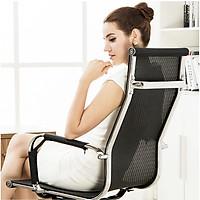 ghế văn phòng lưng lưới tựa cao thư giãn