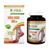 Gout Thống Phong Đan bảo vệ sức khỏe (liệu trình 2 hộp - hộp 90 viên)