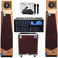 Bộ dàn karaoke gia đình  BBS - 5500 BellPlus (hàng chính hãng)