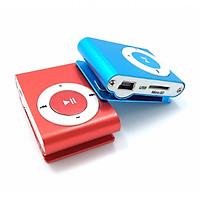 Máy nghe nhạc Mp3 Mini - Máy Mp3 kẹp áo [Mp3mini] Hàng chính hãng