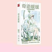 Hộp ảnh Postcard Miracle Nikki Ngôi sao thời trang 1660 ảnh tặng thẻ Vcone