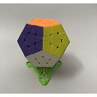 Rubik 12 mặt kèm chân đế
