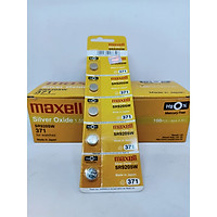 Pin Maxell Silver Oxide 1.55V SR920SW 371