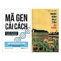 Combo Sách Hay: Mã Gen Của Nhà Cải Cách + Nhật Bản Duy Tân 30 Năm
