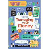 Sách tiếng Anh - Managing your money