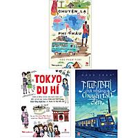 Combo Chuyện Lạ Ở Châu Phi + Tokyo Du Hí + Mumbai Và Những Chuyến Tàu Đêm (3 Cuốn)