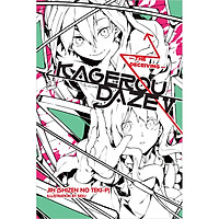 Kagerou Daze, Volume 05: The Deceiving (Light Novel)