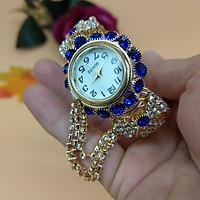 Đồng hồ nữ thời trang đính hạt - T072