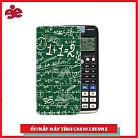Ốp Trang Trí Dành Cho Máy Tính CasioFX 580 VNX - Toán