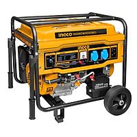 Máy phát điện động cơ xăng 5.5KVA INGCO GE55003 (100% dây đồng) - Hàng chính hãng