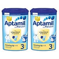 Bộ 2 hộp sữa bột công thức Aptamil số 3...