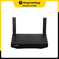 Bộ Phát Sóng Wifi Router Chuẩn Wifi 6 Băng Tần Kép Linksys Max Stream MR7350 Đen - Hàng chính hãng