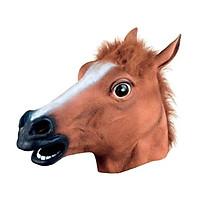 Mặt Nạ Halloween Hình Đầu Ngựa