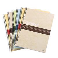 KOKUYO Gambol WCN-S5507 A5 50 Spiral Binding / Notepad / Soft Copy 12