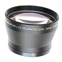 67mm 2.2X Telephoto Lens Teleconverter for Canon Nikon Sony Pentax Olympus