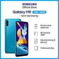 Điện Thoại Samsung Galaxy M11 (3GB/32GB) - Hàng Chính Hãng