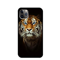 Ốp lưng cứng cho điện thoại Iphone 11 Pro Max - 0300 TIGER03 - Hàng Chính Hãng