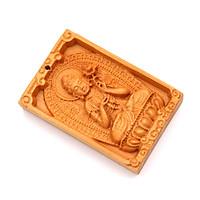 Mặt Phật gỗ ngọc am Đại Thế Chí bồ tát