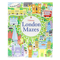 Usborne London Mazes