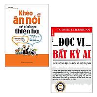 Sách - Combo Đọc Vị Bất Kỳ Ai + Khéo Ăn Nói Sẽ Có Được Thiên Hạ