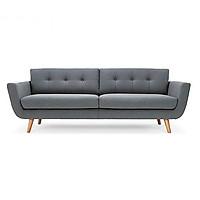Sofa Băng Bed Juno Sofa EUROPEAN 2 - Xám Đậm (190 x 80 cm)